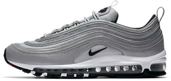 bol.com | Nike Air Max 97 Premium zilver/zwart maat 41