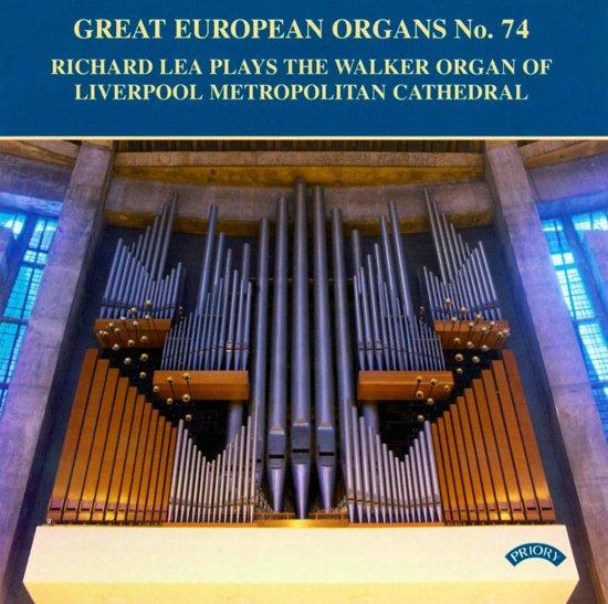 European Organs Vol.74