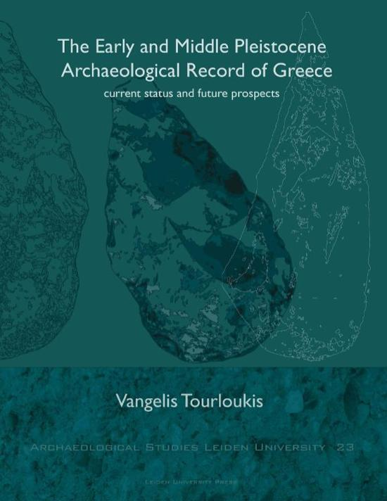 The Early and Middle Pleistocene Archaeological Record of Greece