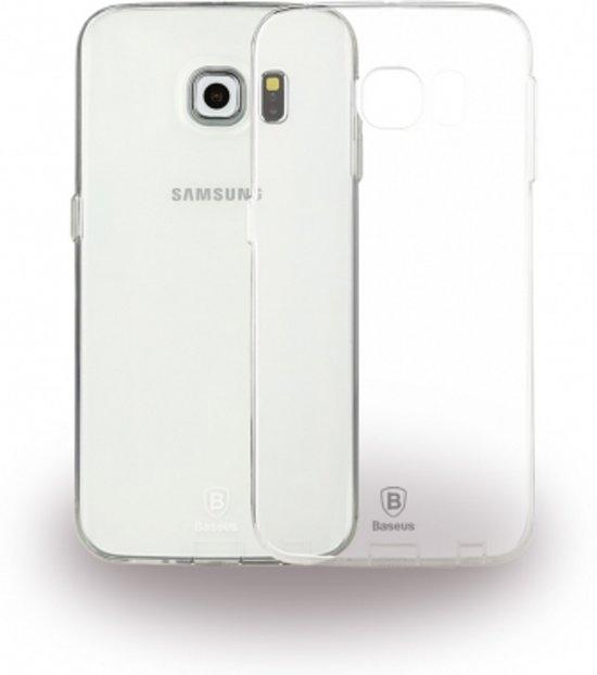 Baseus ARSAS6EDGE-02 TPU Case SAMSUNG G925 Galaxy S6 Edge Transparant in Driemond
