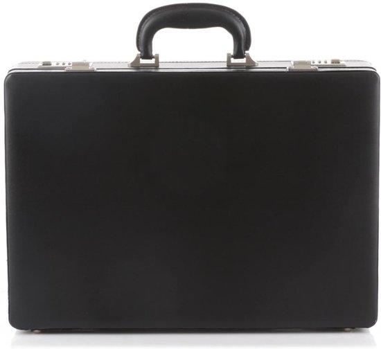 6c291f0e223 bol.com | Dermata Business 7001 PU Attaché zwart