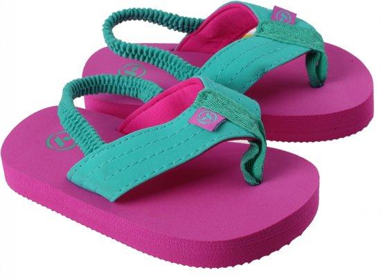Yello Teenslippers Roze Meisjes Maat 28