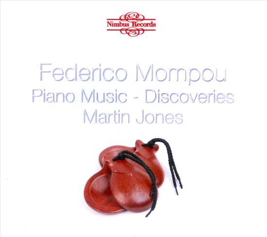 Mompou: Piano Music Vol.2 Discoveries