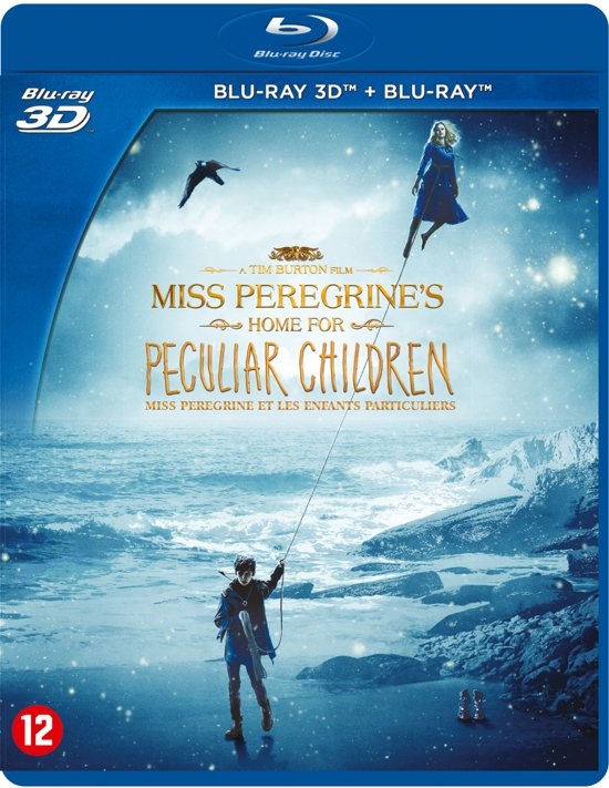 Miss Peregrine's Home for Peculiar Children (3D-blu-ray)