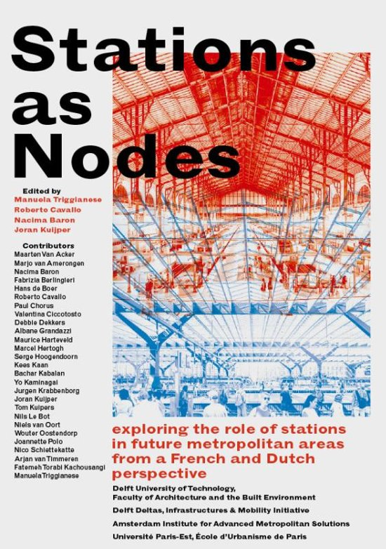 Stations as Nodes