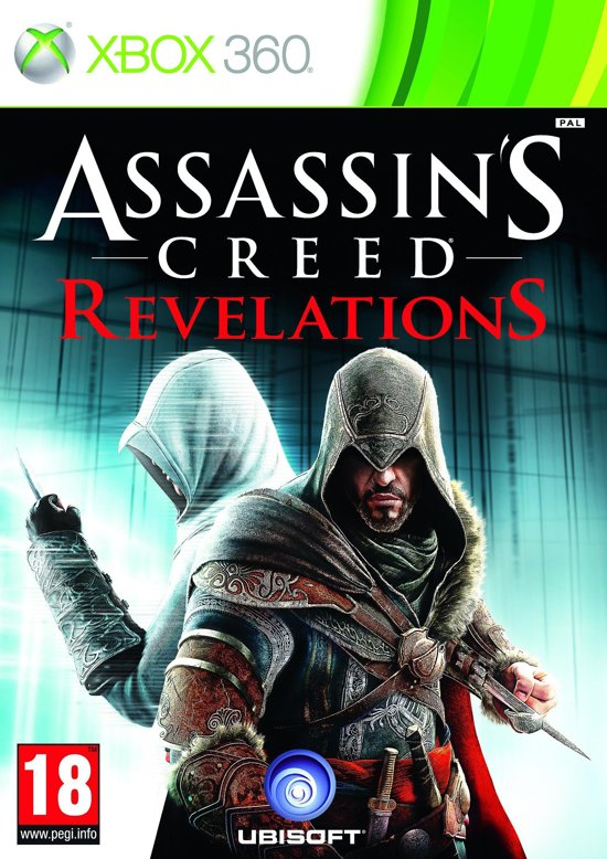 Assassins Creed: Revelations - Xbox 360 (Compatible met Xbox One)