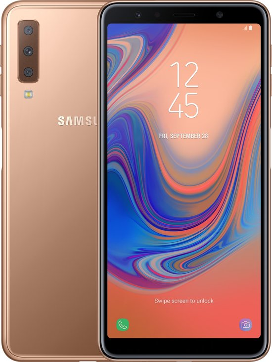 Samsung Galaxy A7 - 64GB - Goud