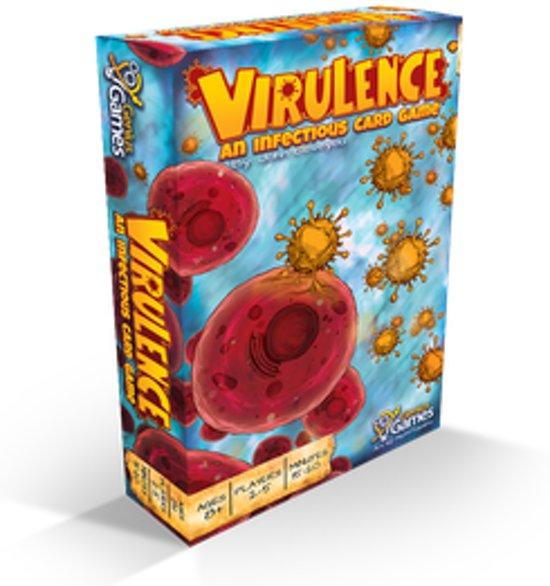 Afbeelding van het spel Virulence: An Infectious Card Game