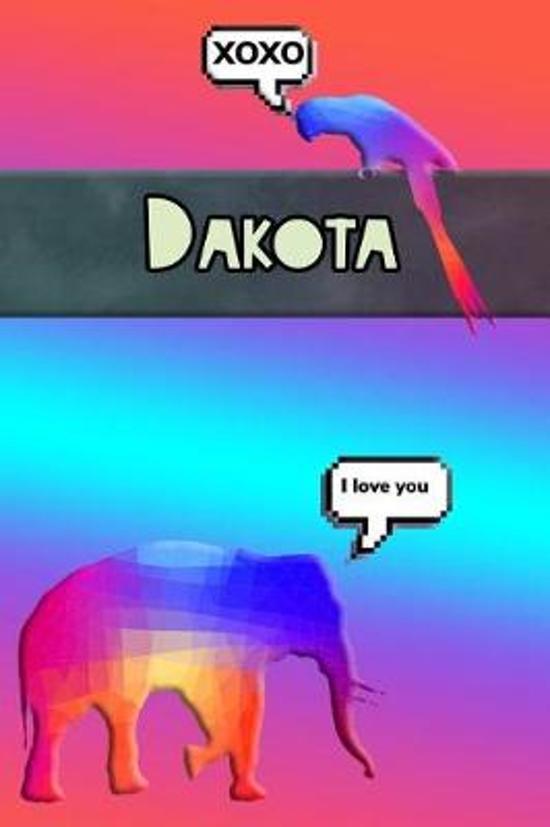 Colorful Jungle Dakota
