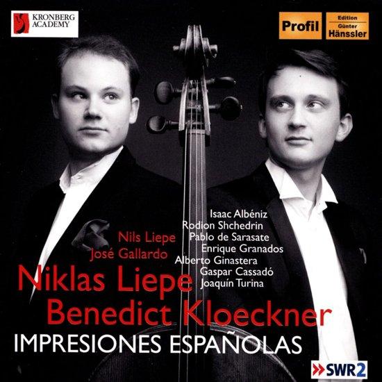Impresiones Espanolas 1-Cd