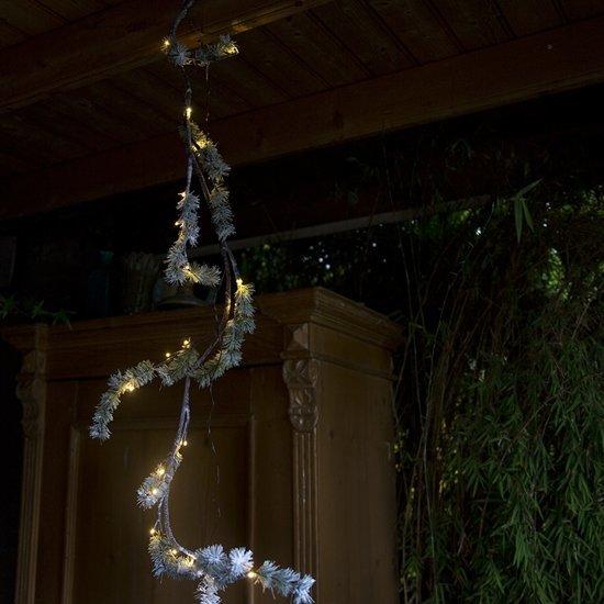 Kerstverlichting dennentak Snow LED warm wit 1,5 meter
