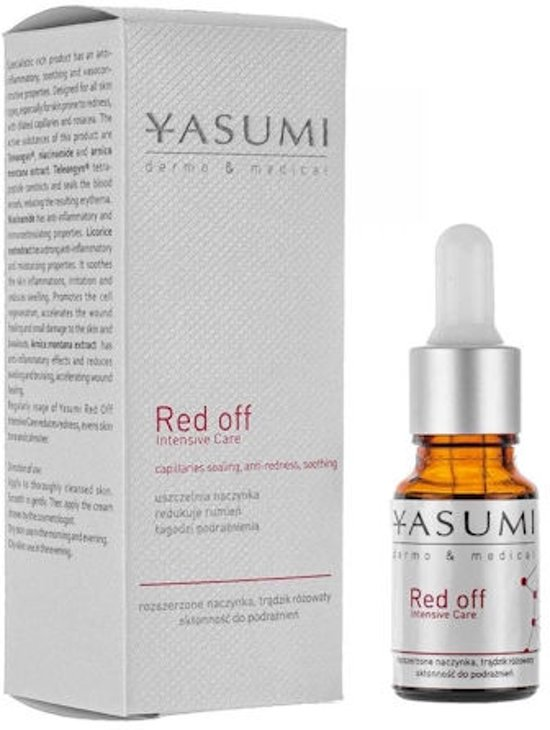 Yasumi Red-Off Intensive Care 10 ml.