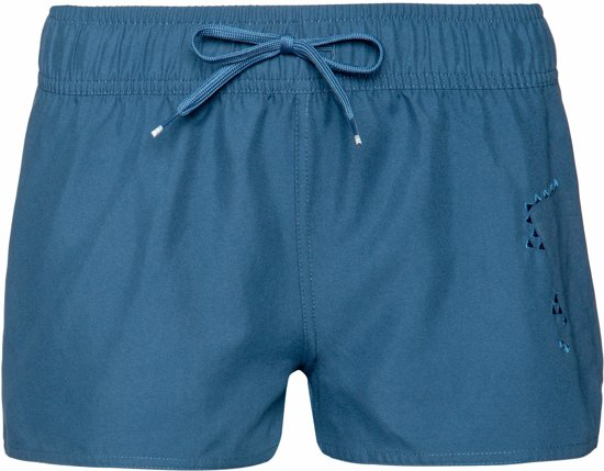 Protest EVIDENCE Beachshort Dames - Gas Blue - Maat XS/34