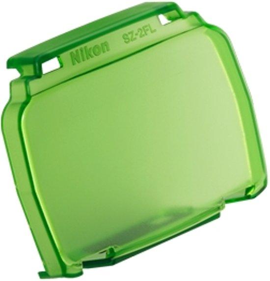 Nikon SZ-2FL lichtfilter Ja