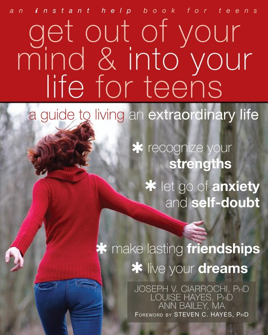 Bol Get Out Of Your Mind And Into Your Life For Teens Ebook