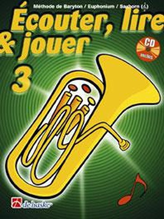 Couter Lire Jouer 3 Barytoneuphsaxhorn T - M. Oldenkamp pdf epub