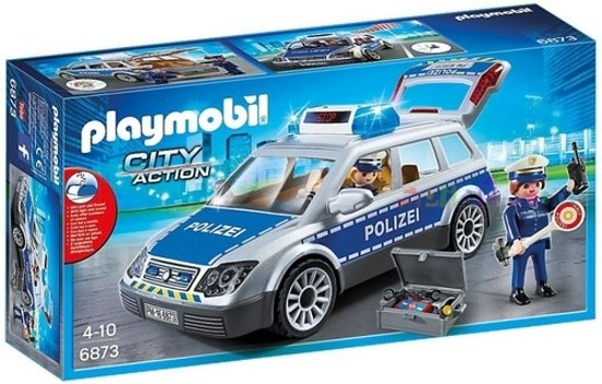 Playm. Politiewagen