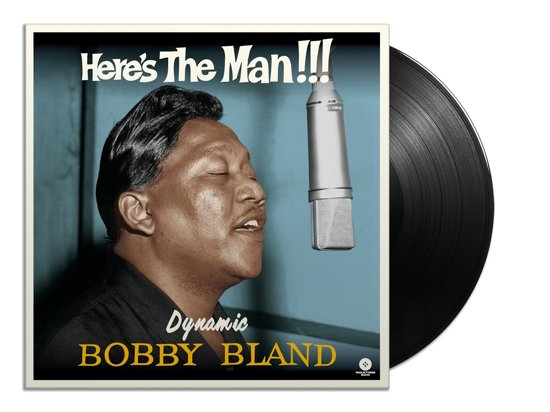 Here'S The Man..Dynamic.. (LP)
