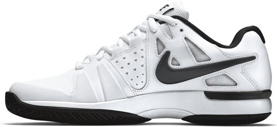 f6a4dee7b89 Nike Air Vapor Advantage Leather - Tennisschoenen - Heren - Maat 40.5 - Wit