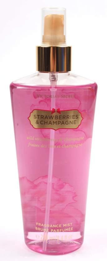 Victoria's Secret Strawberry & Champagne 250 ml - Bodymist - for Women