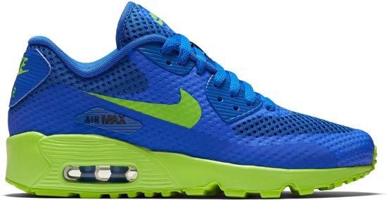nike air max groen blauw