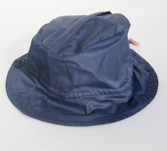 Hatsome regenhoedje donkerblauw