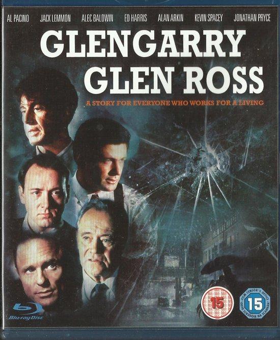 Cover van de film 'Glengarry Glen Ross'