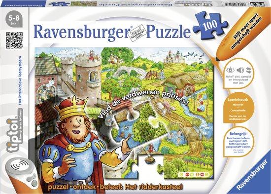 tiptoi® puzzel Ridderkasteel
