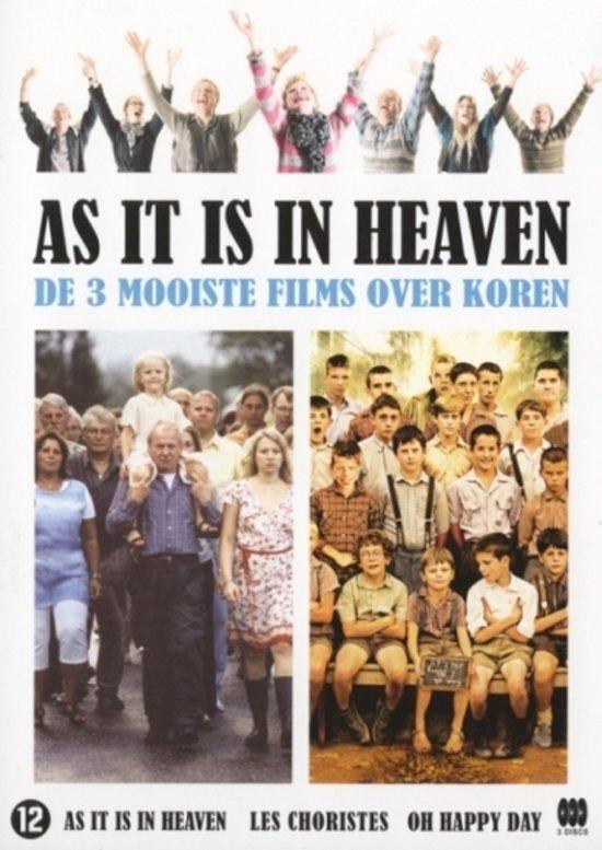 As It Is In Heaven - De 3 Mooiste Films over Koren