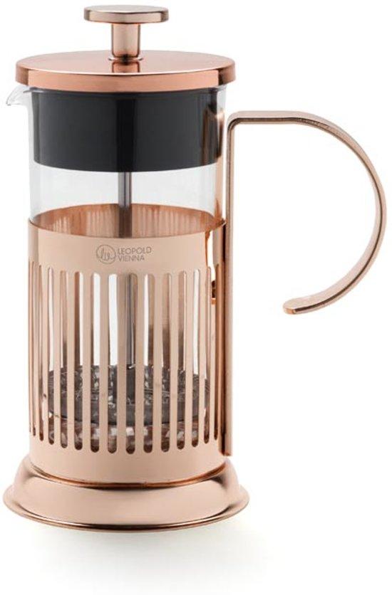 Koffiemaker French Press Koper 350ml