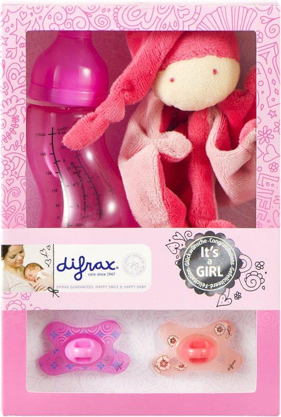 Difrax Babycadeauset Meisje