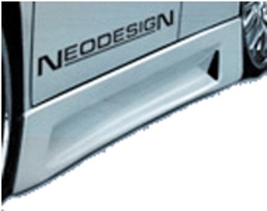 Neodesign Sideskirts Audi A3 8L 1996-2003 'Type 1'