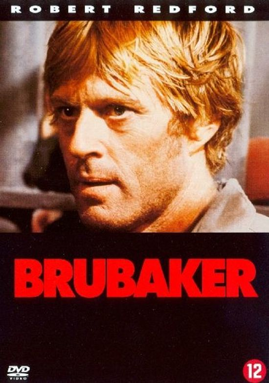 Cover van de film 'Brubaker'