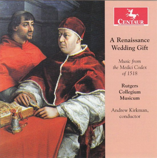 A Renaissance Wedding Gift: Music F