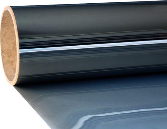 Rrj zonwerende raamfolie zelfklevend 300 x 75 for Verduisterende raamfolie