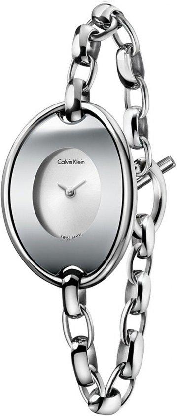 Calvin Klein K3H2M126 horloge dames