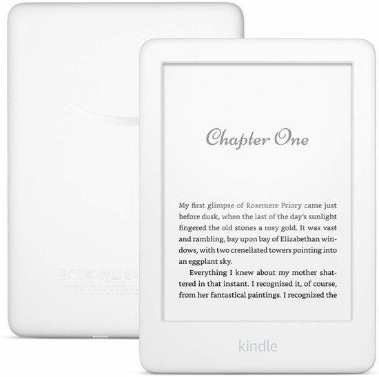Amazon Kindle e-book reader Touchscreen 4 GB Wi-Fi Wit