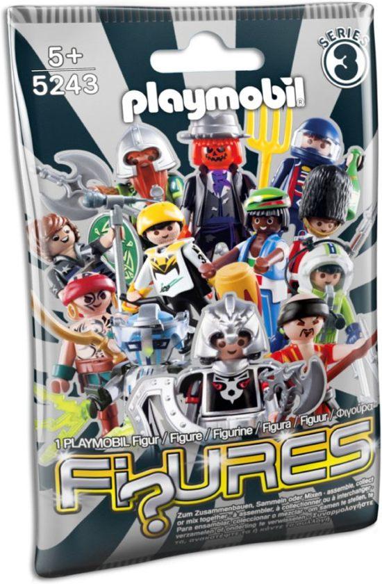 Playmobil Minifigures serie 3 jongens (5243)