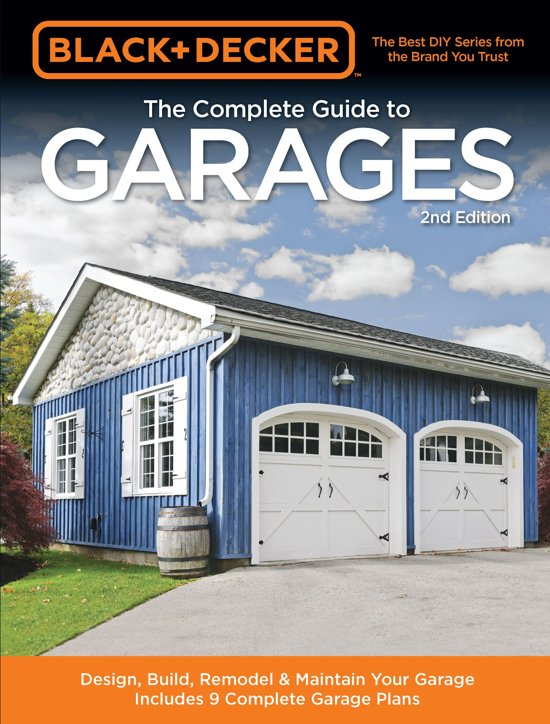Bol Black Decker The Complete Guide To Garages Ebook