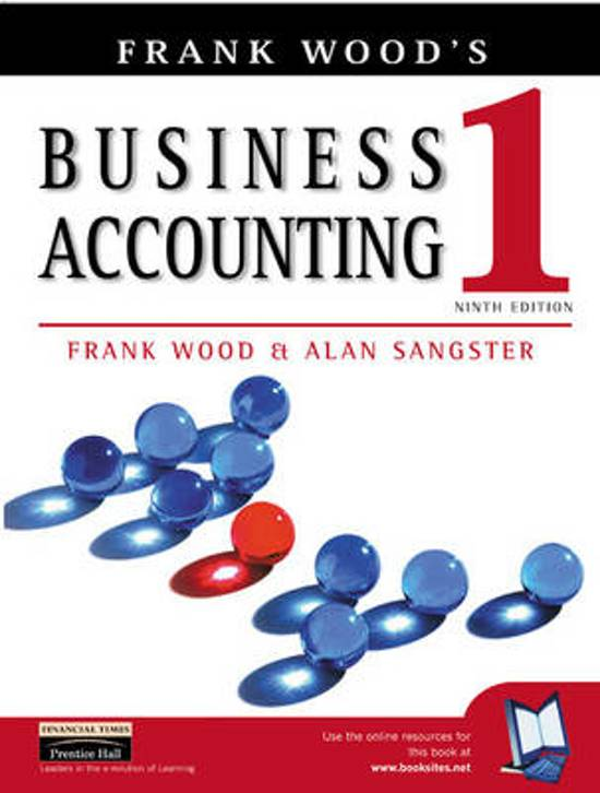 Boek cover Business Accounting Vol 1 van Tommy Robinson (Paperback)