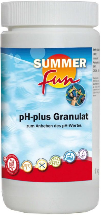 Summer Fun Ph-plus Granulaat 1 Kg