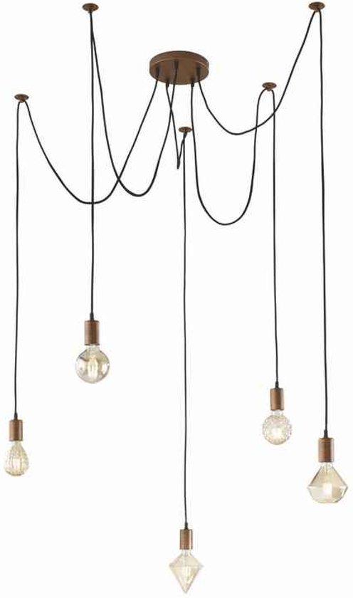 Hanglamp - Carico - LED - Nikkel mat