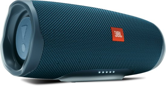 JBL Charge 4 - Bluetooth Speaker - Blauw
