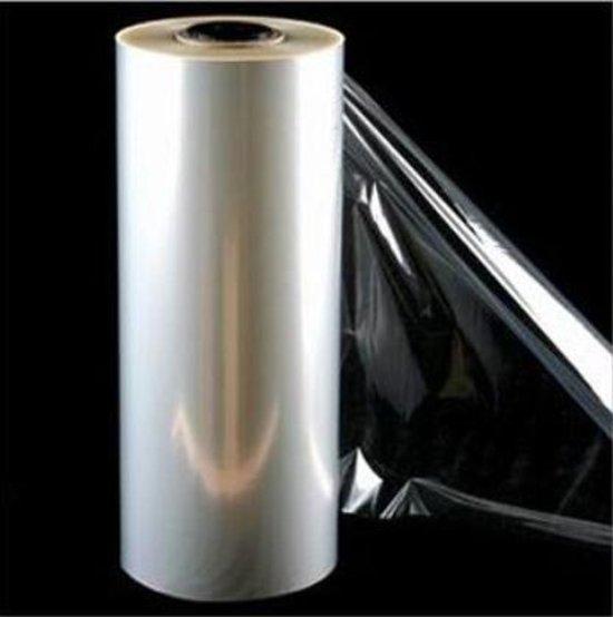 Favoriete bol.com | Folie op Rol. Bopp kristal helder – 60 cm – 1000 Meter EK29
