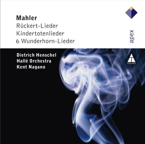 Mahler:Ruckert&Wunderhorn