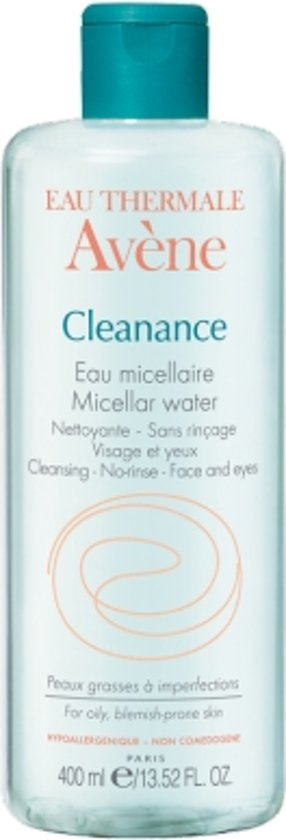 Avene Cleanance Micellar Water - 400 ml