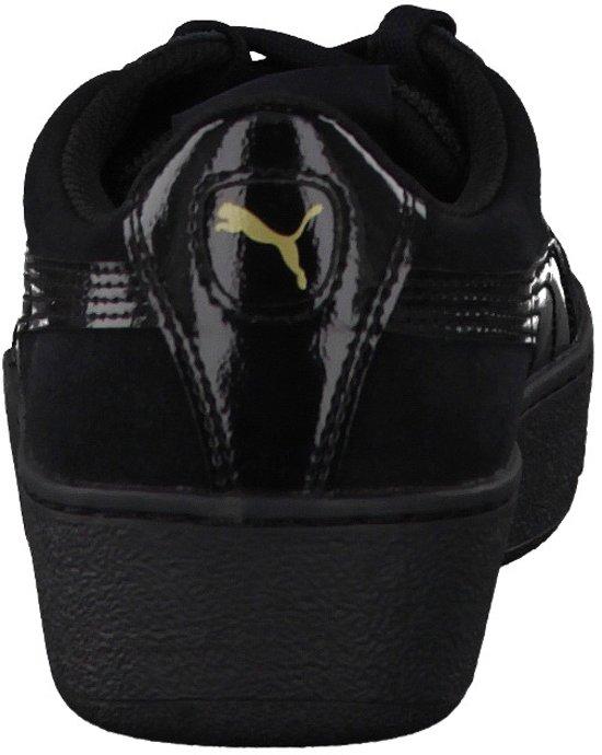 Maat Vikky Black 5 37 Platform Dames Puma Sneakers black vqYwaa