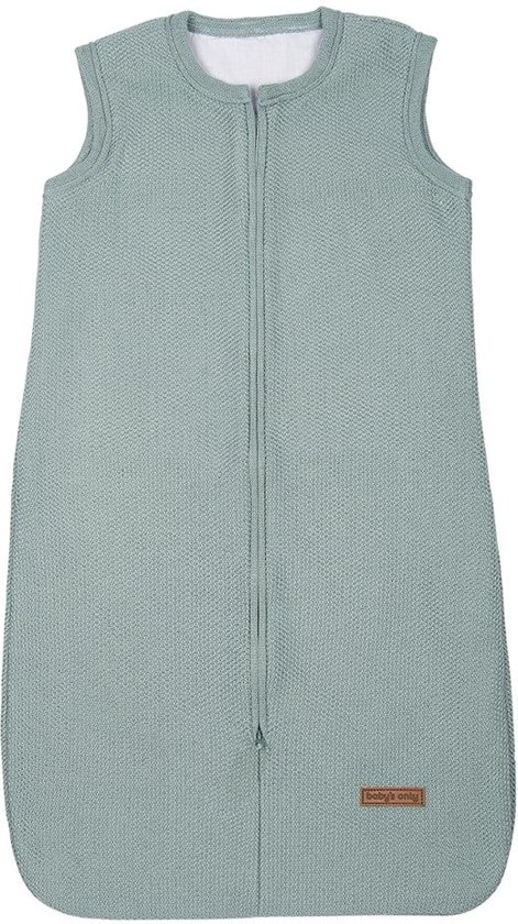 Baby's Only slaapzak Classic Stone Green maat 70 cm