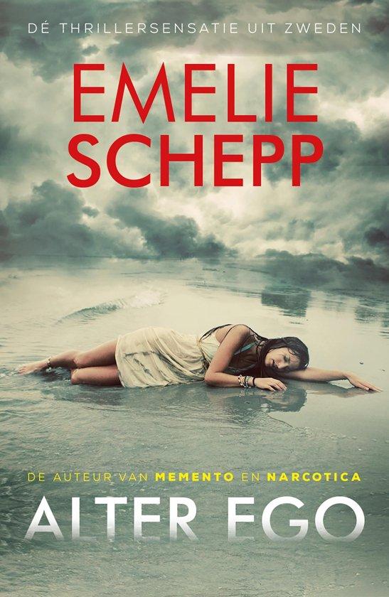Boek cover Alter ego van Emelie Schepp (Onbekend)