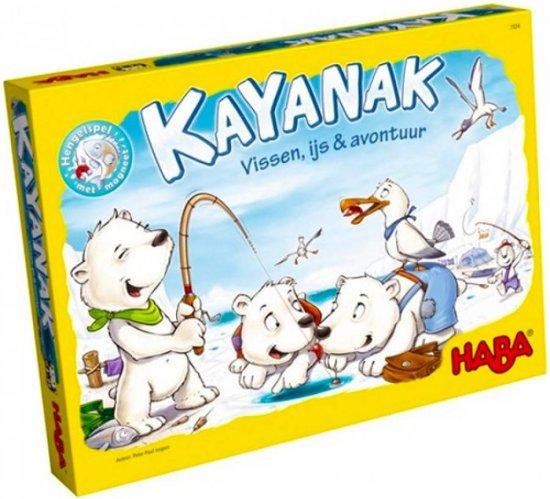 Afbeelding van het spel Spel - Kayanak - Vissen, ijs & avontuur (Nederlands) = Duits 7146 - Frans 7325